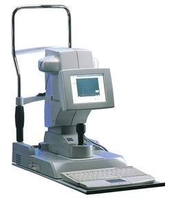 非接触式眼軸長測定装置